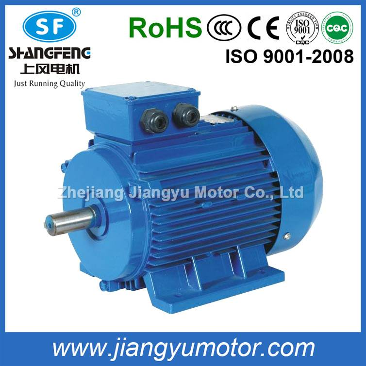 IE3 electric three phase AC motor