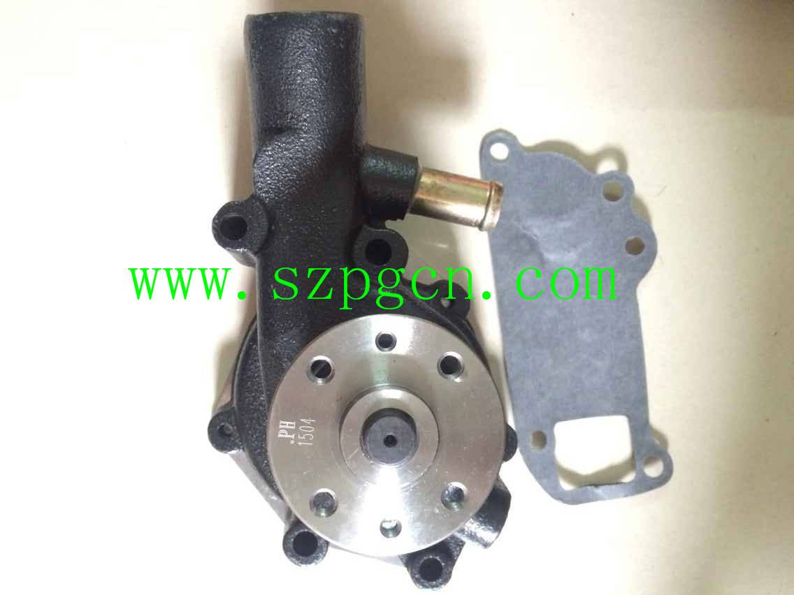 China Supplier EX120-5 4BG1 Water Pump 8-97125051-1 for Excavator