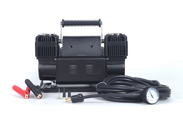 300LPM flow rate Air Compressor with double Metal connector