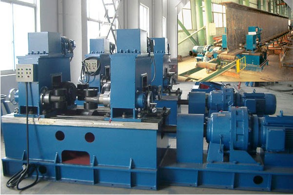 H-beam Flange Plate Straightening Machine by Mechanical or Hydraulic