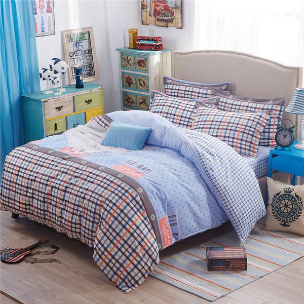 Wholesale polyester printed duvet cover