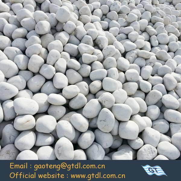 new arrival washout silica pebbles the machine media stone