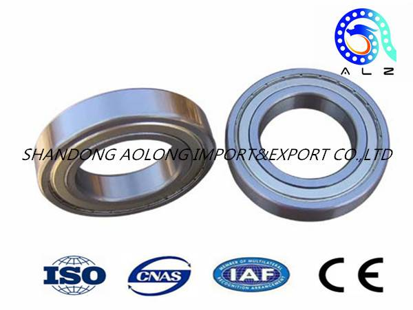 Water pump bearing deep groove ball bearing(6300 ZZ)