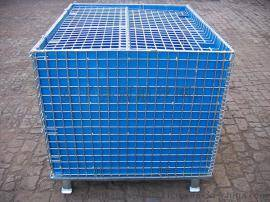 WITH COVER  metal warehouse cage stock storage box  (FOR MARKET OR WAREHOUSE) manufacturer direct sa