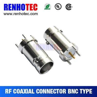 Wholesale 22mm BNC Jack Connector For PCB Mount