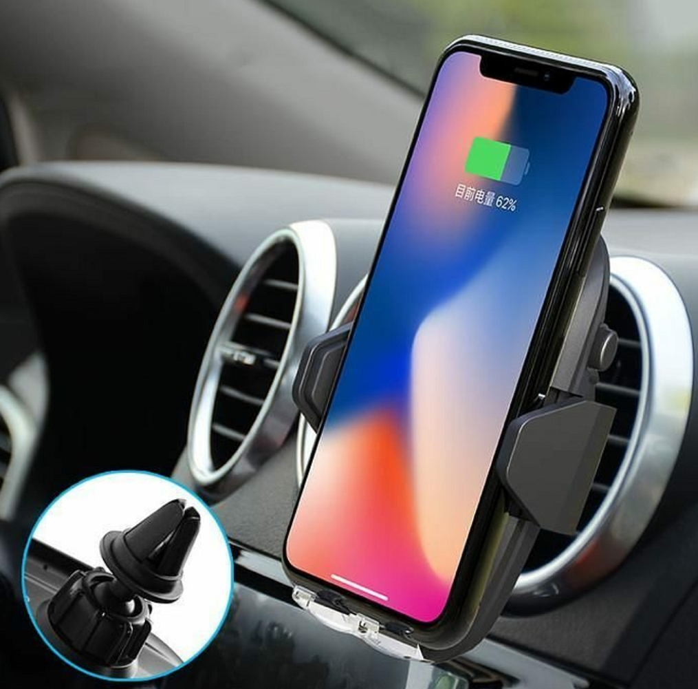 360 Rotate Multiple Automatic Car Mobile Holder for iPhone and Android Cell Phone Stand