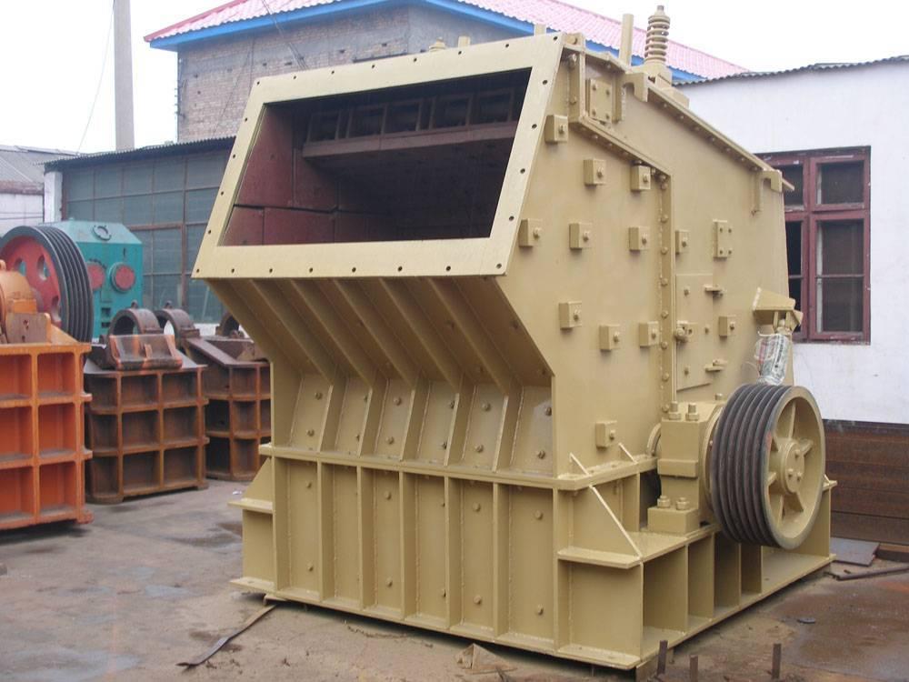impact crushing equipment