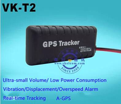 VK-T2 Ultra-small Volume Car GPS Tracker/GPS Positioner with Low Power Consumption Veiw in APP OEM/W