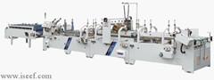 Pre-folded & Lock-bottom Automatic Folder Gluer GDHH-800/1200/1300