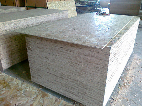 Waterproof osb plywood