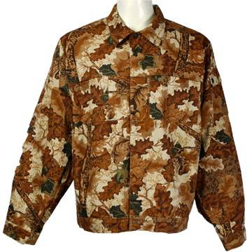 Maple Camouflage Waterproof BDU 6 Pockets, Military Uniform