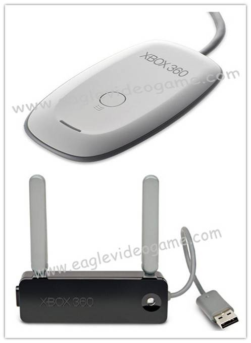 XBOX360 PC Wireless Receiver Adapter&Wireless Network Adapter A/B/G & N Networks for Xbox 360