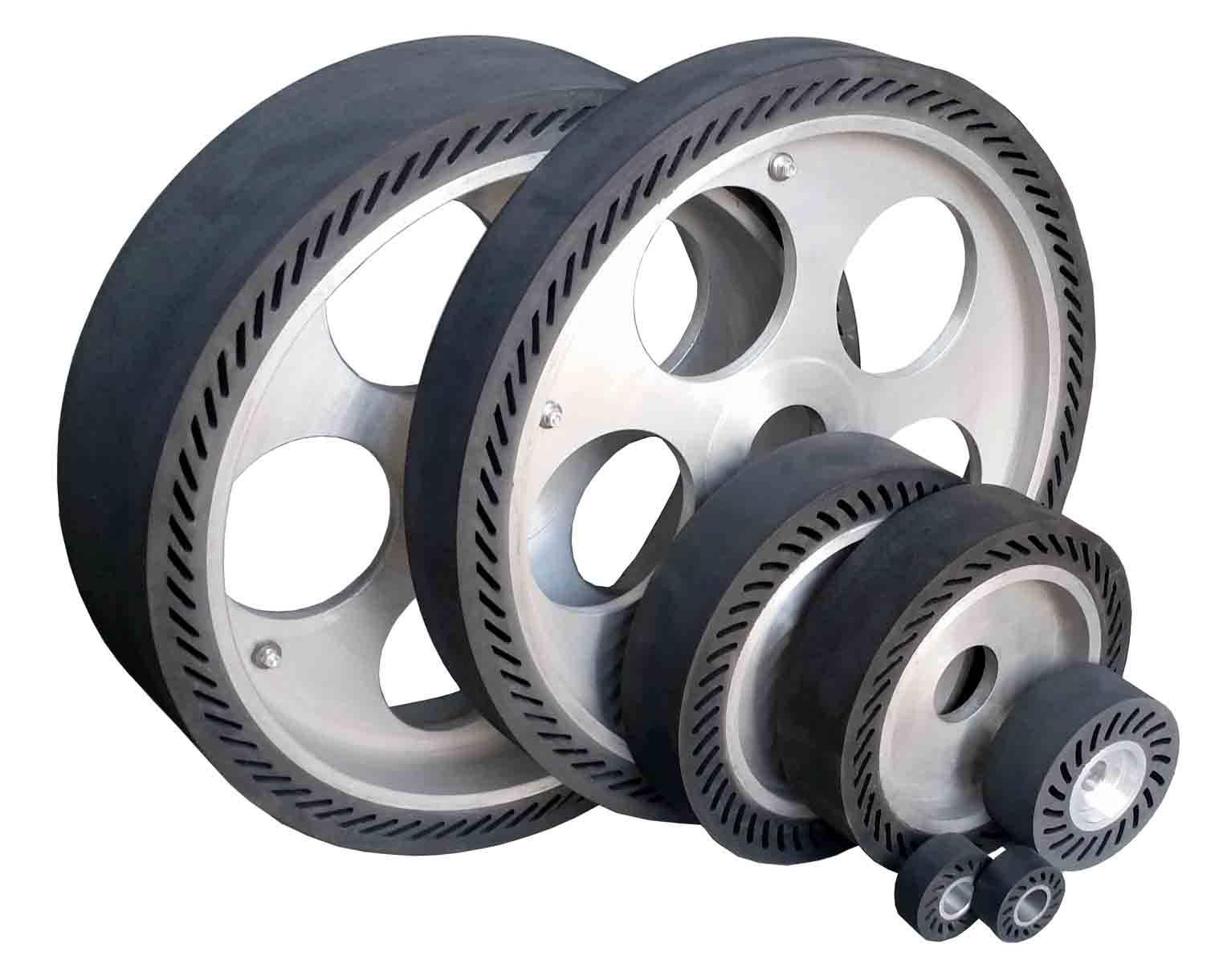 Plain Face Expander Wheels