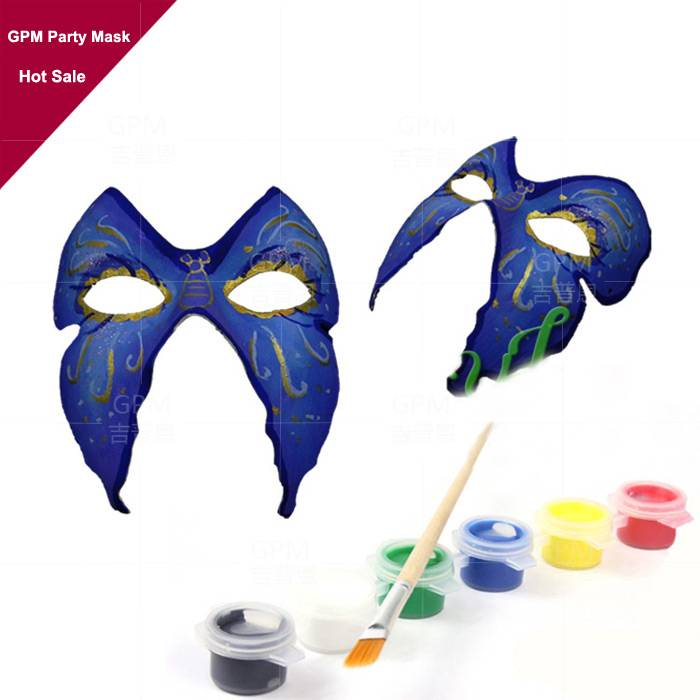 wholesale paper mache mask for party