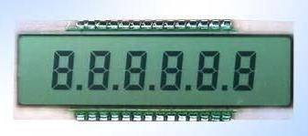Custom LCD for Measuring Meter