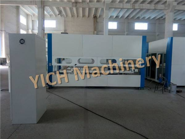 YICH-2500D  5Alxis CNC Paint Spraying Machine/Woodworking Paint Spraying Machine