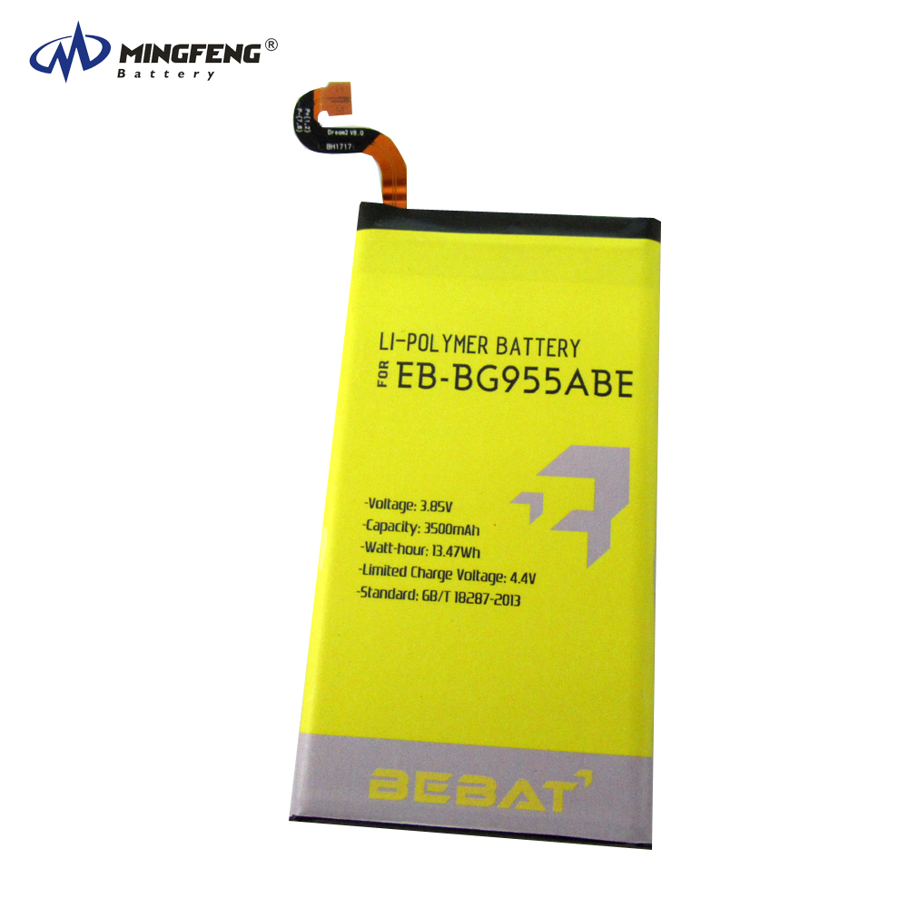 Wholesale EB-BG955ABE Replacement Phone Battery For Samsung Galaxy S8 Plus S8+ G9550