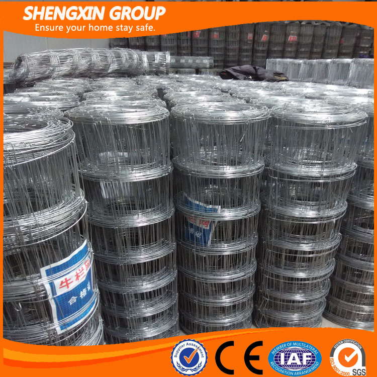 farm fence iron wire fencing