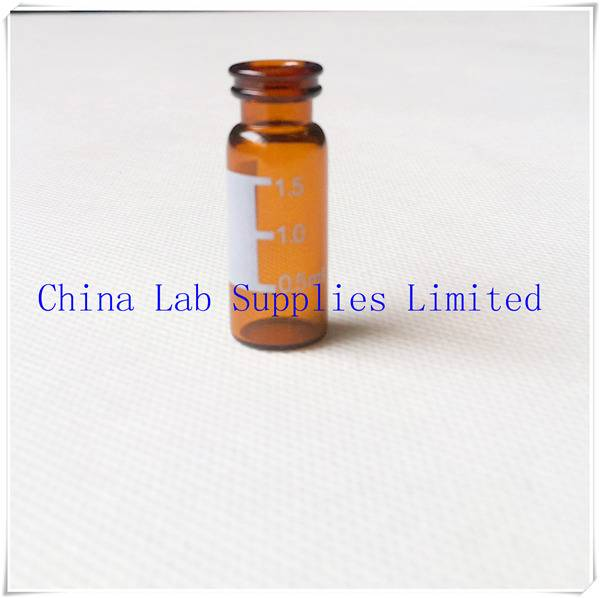 made in china cheap glass Lab Ware for GC analysis V1045