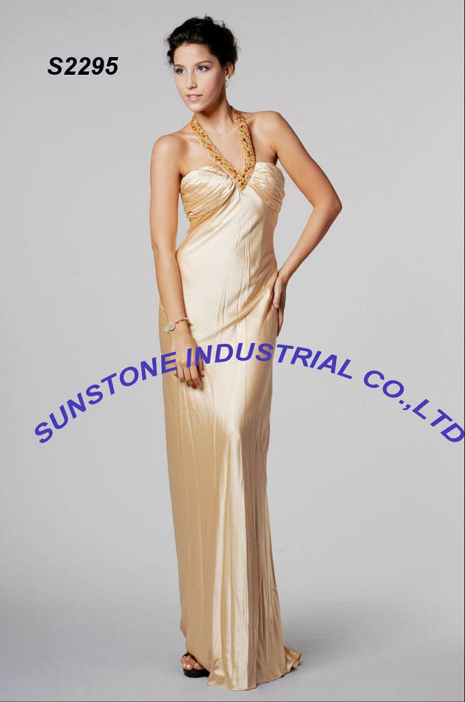 Evening dress S-2295