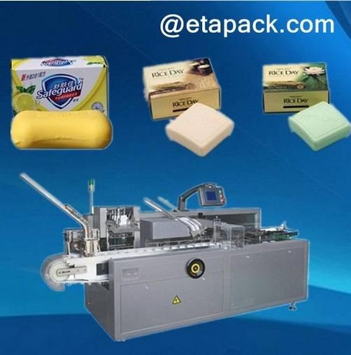 soap carton packaging machine