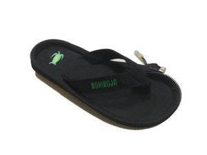 zipper slipper