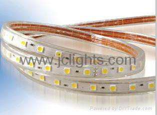 5050 110V/220V flexible led strip light