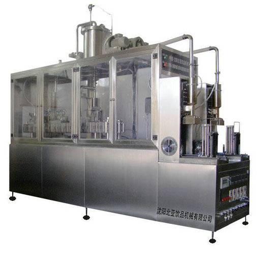 Semi-Automatic Milk Filling Machine (BW-1000-3)