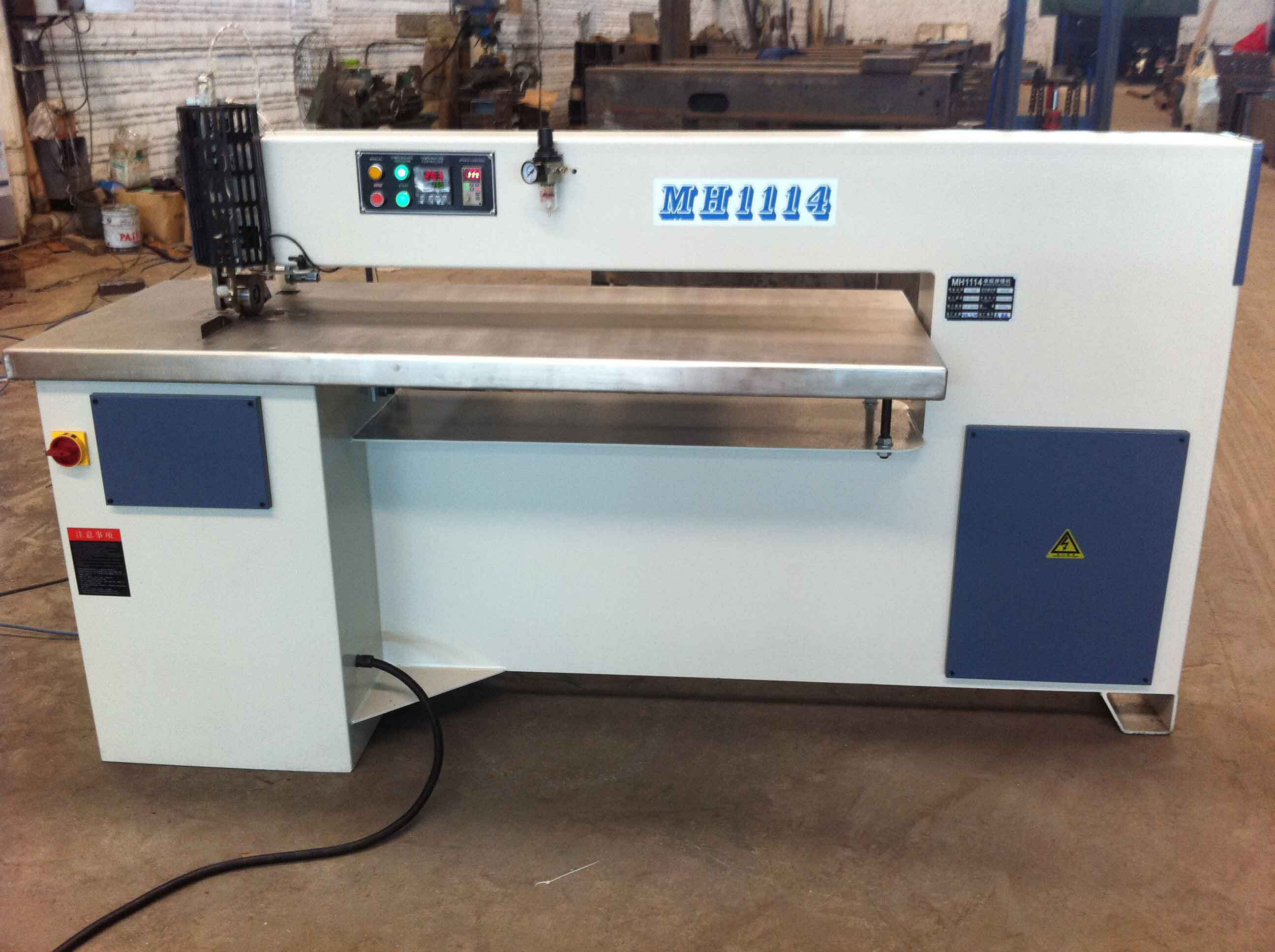 veneer splicing machine/Veneer vertical stitching machine(MH1112)