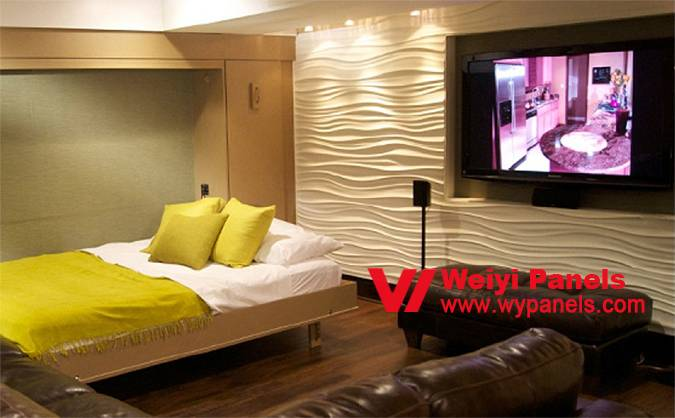 3D Wall Panels-Wall Decor 3D Wall Panels WY-105
