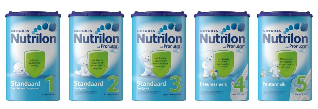 Nutrilon Standaard 1,2,3,4,5 Infant Milk Powder