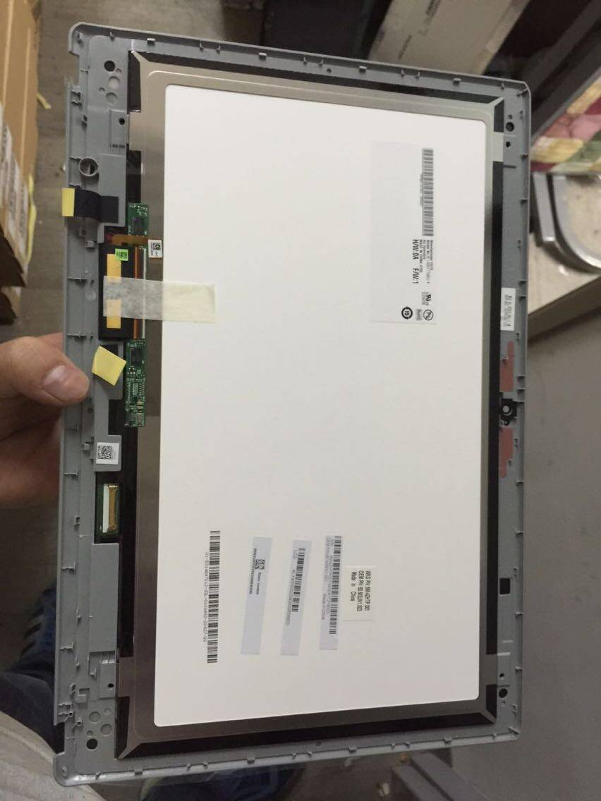 Acer V5-471 B140XTN02.4 LCD With Touch Digitizer with bezel Acer P/N:60.M3UN1.003