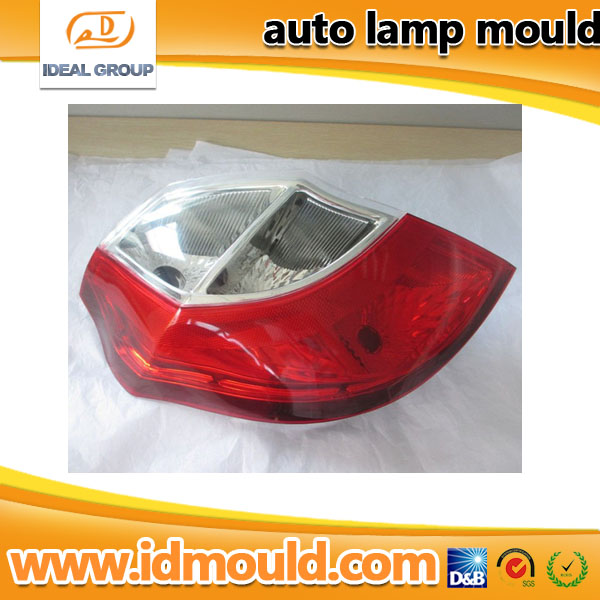 Custom Plastic Injection Molding Parts Mold Mould for Automotive Lamp