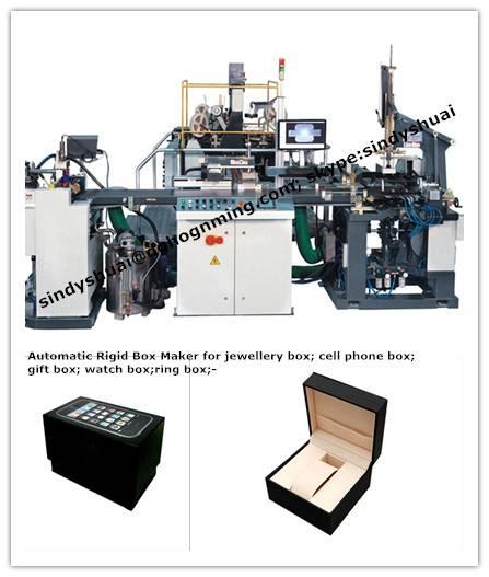 HM-ZD240 Automatic Jewellery Box Maker