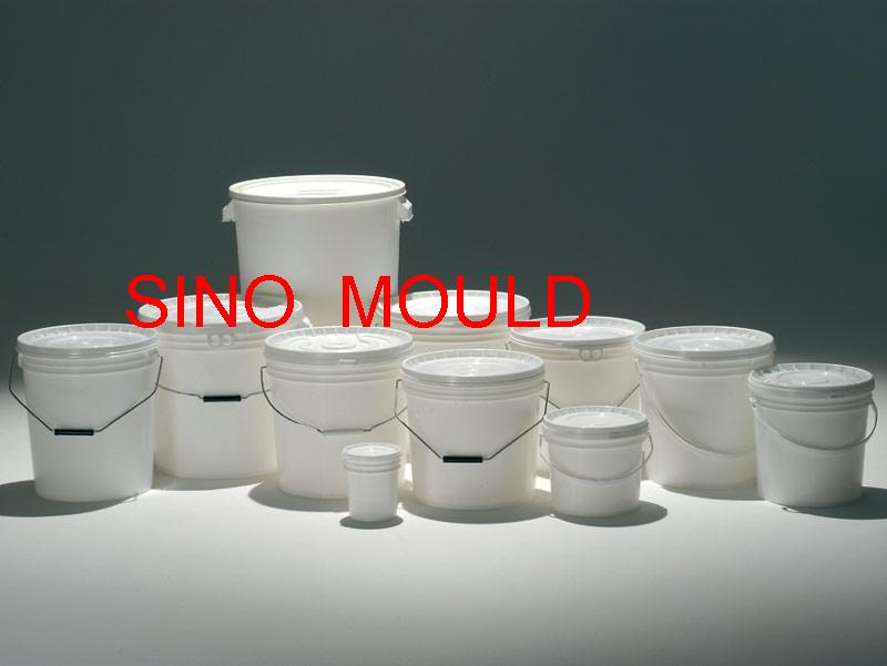 China Plastic Painting Bucket Production Line Supplier