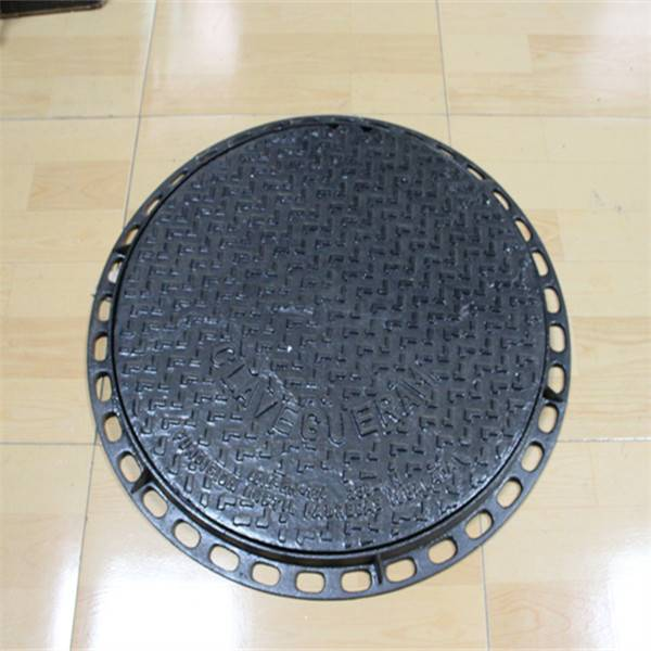 Ductile Casting Manhole Cover Gully Grates