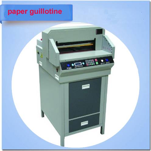 DIGITAL PAPER CUTTING MACHINE