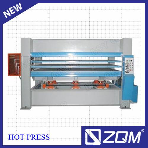 ZY214*8-16-5 HOT PRESS MACHINE(HYDRAULIC)