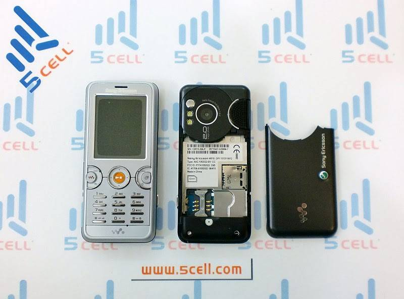 Refurbished W610