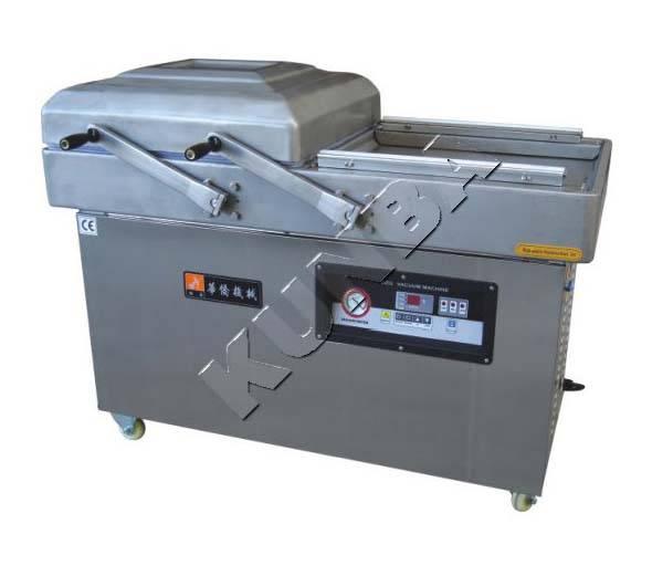 DZ-500/2SA double chamber vacuum packaging machine (deep)