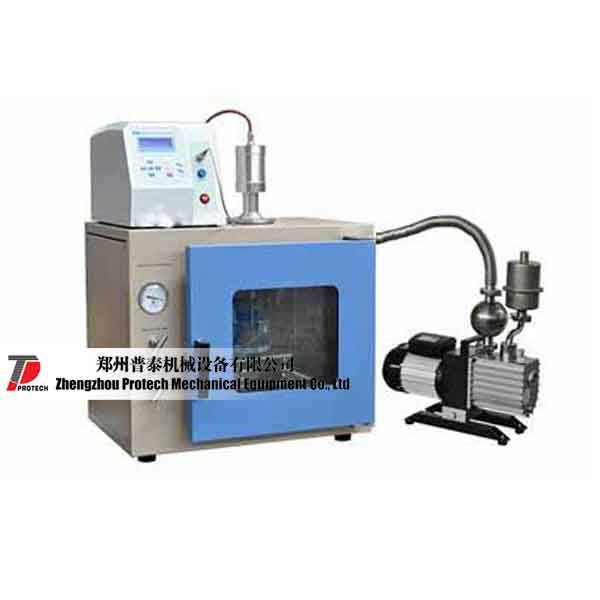 Protech lab vacuum ultrasonic processor