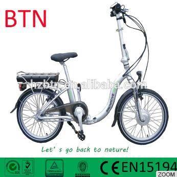 BTN HOT SALE EN15194 electric bike europe