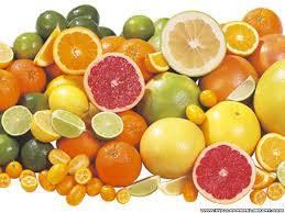 Citrus fruits available.