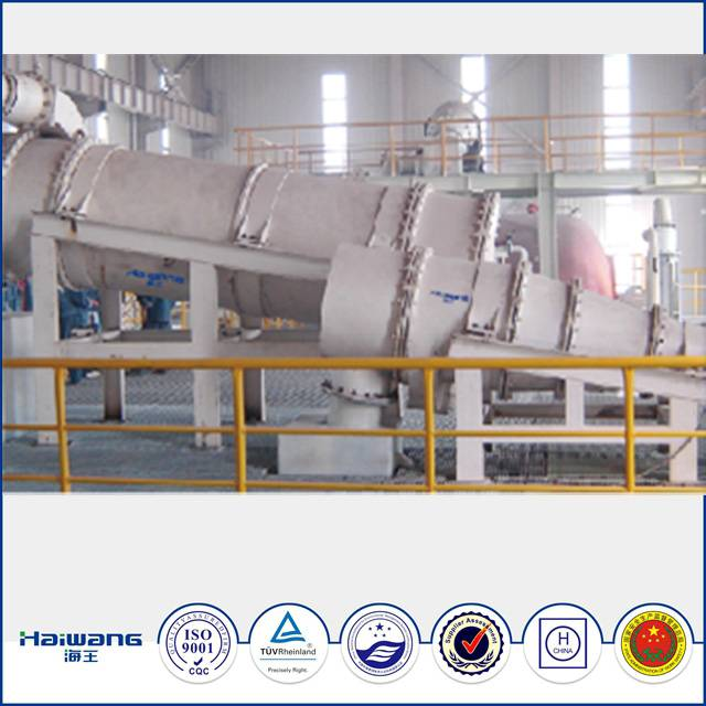 Haiwang Three Products HM(Heavy Medium) Cyclone with Pressured Feeding