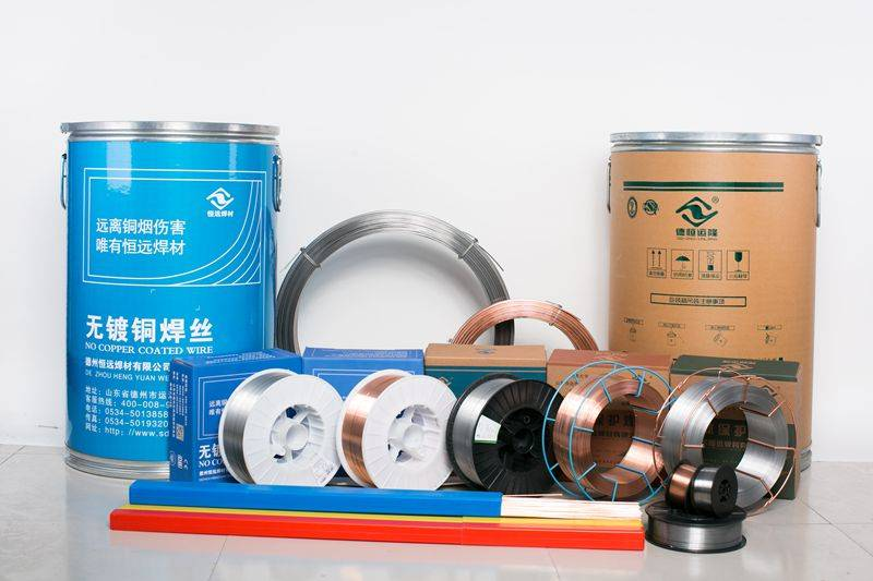 ER70S-6 No Copper coated welding wire G3Si1