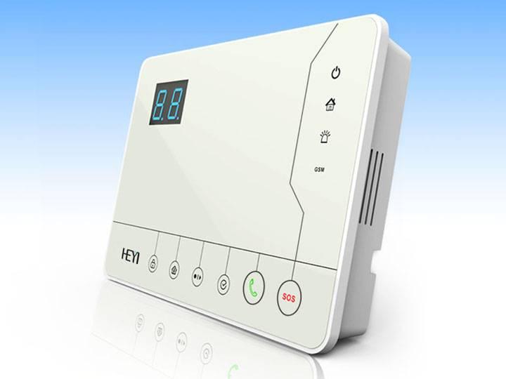 wireless intelligent security alarm system