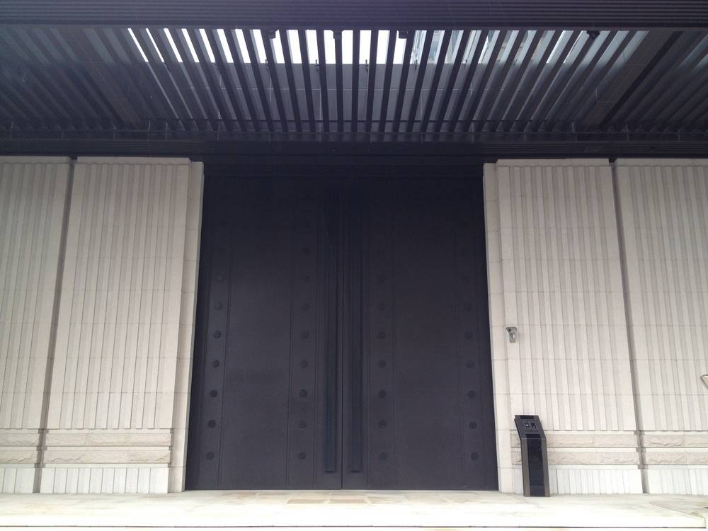 S-30 Heavy Duty Door