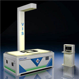 Visual Sheet Metal Inspection System sheet metal inspection 2d inspection machine