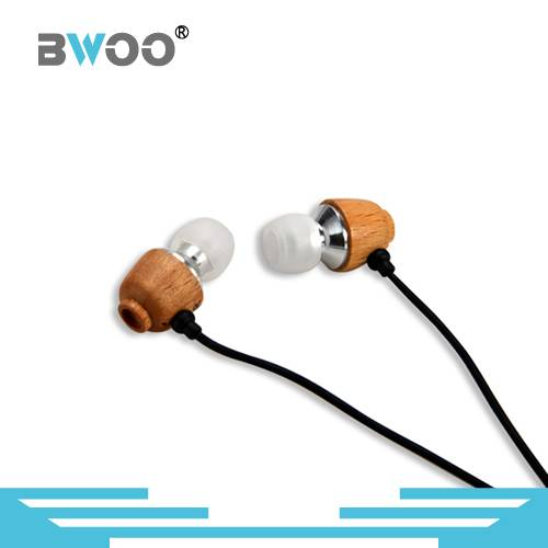 Mix Color Promotion Wired Earphone with Blister Bag