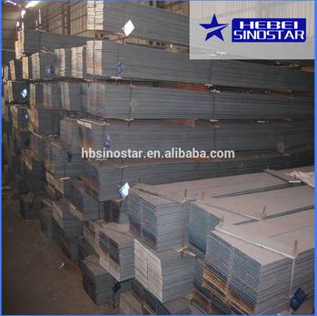 Structural Flat Bars made in China /Hot Rolled Flat Bar Sizes